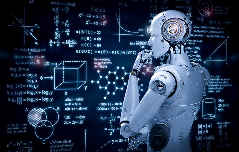 What is machine learning? Training to the computer!