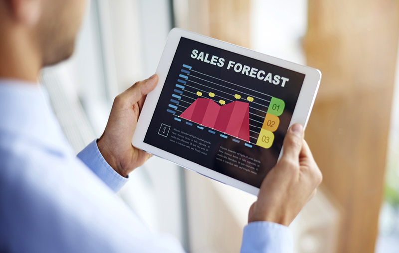 4. Sales forecasting using data science in sales