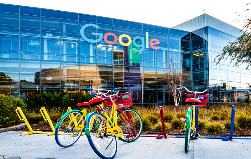 Google Company and the production of health tools!